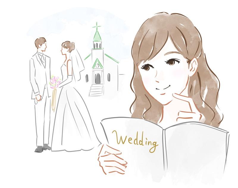 結婚式のプラン
