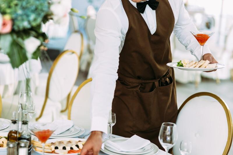 結婚式の仕事
